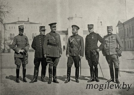 Могилев и ставка Верховного Главнокомандующего в дневниковых записях французского офицера