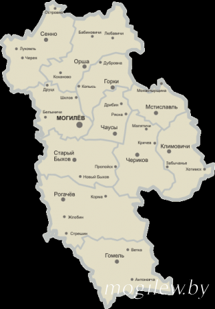 У истоков формирования восточной границы Могилевской области