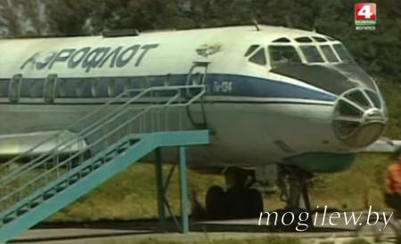Могилев, конец 1980-х - начало 1990-х. Видео