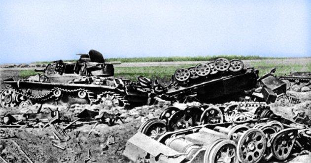 Днепровский рубеж. Оборона Могилева в июле 1941.