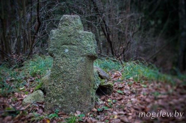 Каменные кресты Могилёвского поднепровья