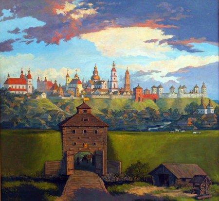 Церковно - приходские школы в Могилевской губернии