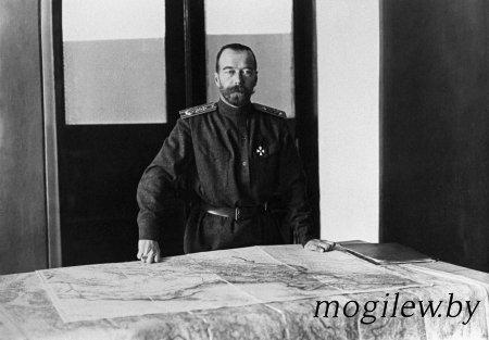 Деятельность Ставки Верховного Главнокомандования и Николая II в Могилёве после отречения. Хроника событий