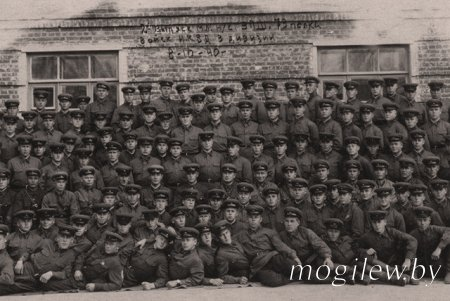 Освещение деятельности милиции Могилева в газете «На варце Кастрычнiка» в 1938-1941 г.г.