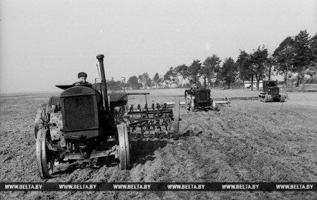 Репарационные поставки в восстановлении и дальнейшем развитии сельского хозяйства Могилевщины (1945-1950 гг.)