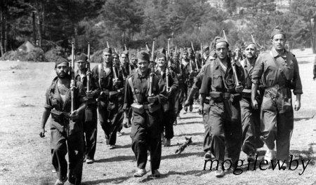 Уроженцы Могилёвщины в локальных войнах 1920-1930-х годов на Дальнем востоке и в Испании