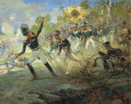 Позиция Могилёвского православного духовенства во время войны 1812 года