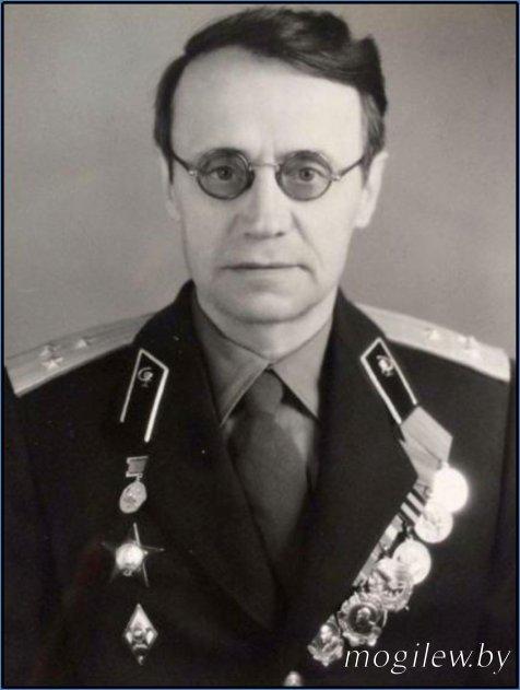 Уроженец Могилевщины Груденков Андрей Степанович - один из создателей первых отечественных антибиотиков